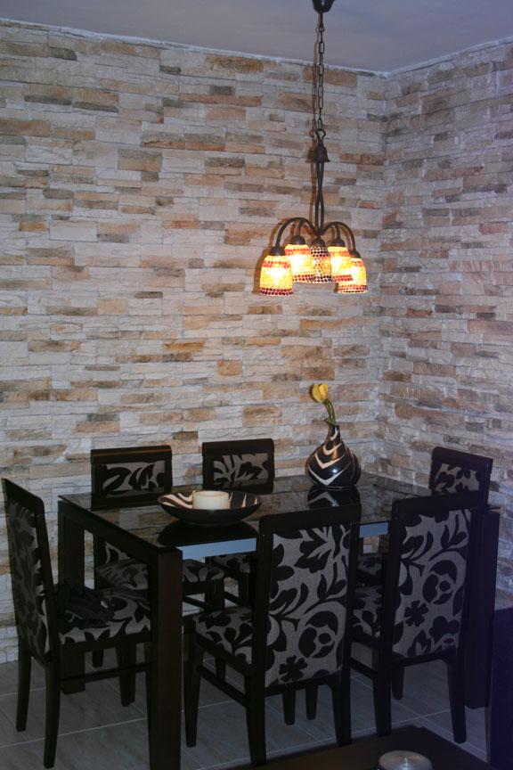Fontaner a y reparaciones en general asistencia punta tu - Piedras decorativas para pared ...